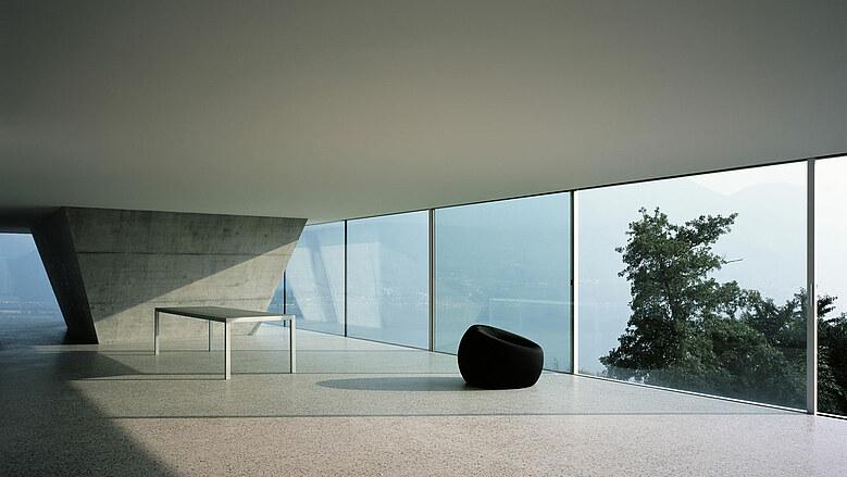 Rahmenlose Fenster rahmenlose bodenbündige schiebefenster krapfag ch