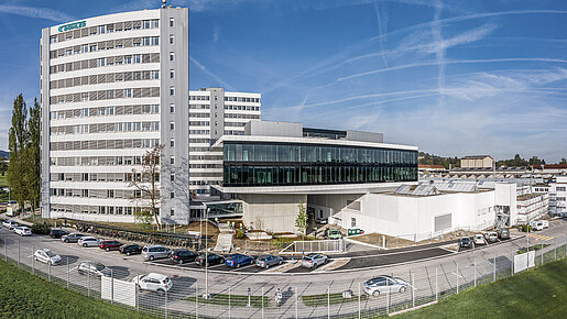 """Cubic"" Innovation Campus Bühler Group"