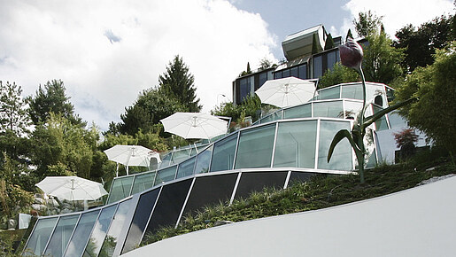 Terrace house, Wädenswil